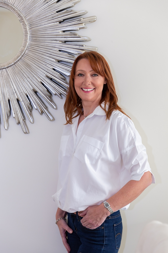 Karen Boldy Qualified Lifestyle Coach and Consultant - Dubai